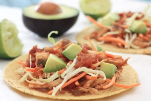 slow-cooker-chicken-tacos